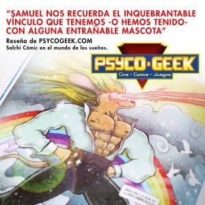 Salchi Reseña por Psyco-Geek